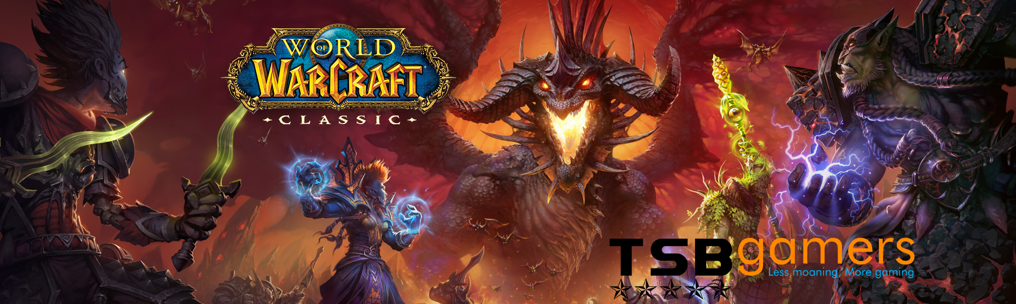 World of Warcraft Classic – WE WANT YOU!